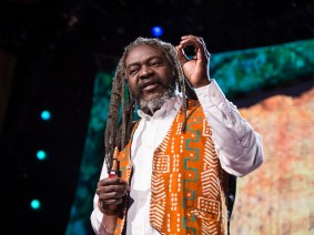 The story of writing in Africa: Saki Mafundikwa at TED2013