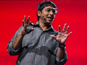 Mona Lisa 2.0: Raghava KK at TED2013