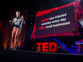 How to spy on hackers: James Lyne at TED2013