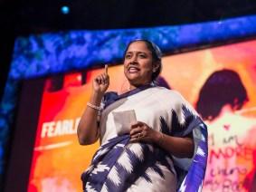 Remembering and responding online: Lakshmi Pratury at TED2013