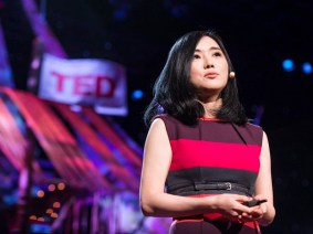 Escape from North Korea: Hyeonseo Lee at TED2013