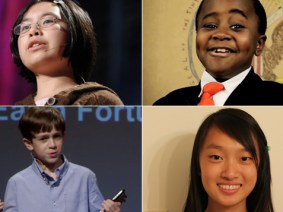 4 inspiring kids imagine the future of learning
