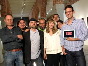 "Television show ""Buenas Ideas TED"" to debut in Spain"