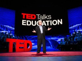 A new playlist from Sir Ken Robinson, the most-watched speaker on TED.com