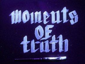 Moments of Truth: The speakers in Session 1 at TEDGlobal 2013