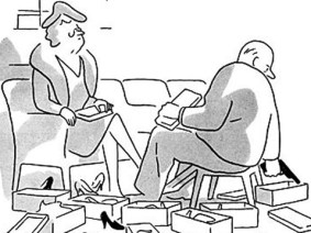 Bob Mankoff picks his 11 favorite New Yorker cartoons ever
