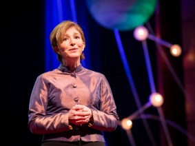 "How can we all ""have it all""?: Anne-Marie Slaughter at TEDGlobal 2013"