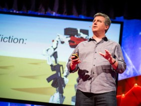 How about we *not* make killer robots: Daniel Suarez at TEDGlobal 2013
