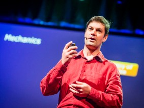 A marriage of private and public investments for social good: Toby Eccles at TEDGlobal 2013