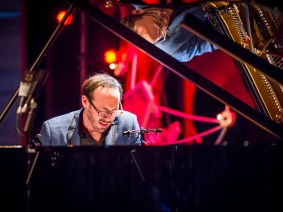 Improvised piano loveliness: Yaron Herman at TEDGlobal 2013