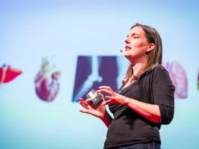 How to regenerate bone: Molly Stevens at TEDGlobal 2013