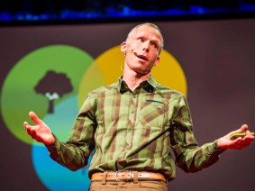 The future of the sustainable Earth: Johan Rockström at TEDGlobal 2013