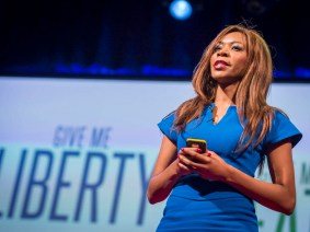 A widening schism: Dambisa Moyo at TEDGlobal 2013