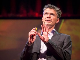 Africa and the fastest billion: Charles Robertson at TEDGlobal 2013