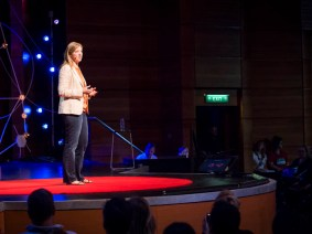 Uncovering corruption: Charmian Gooch at TEDGlobal 2013