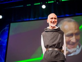 Want to be happy? Be grateful: Brother David Steindl-Rast at TEDGlobal 2013