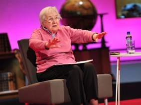 TED News in Brief: Remembering Elaine Morgan, the potential of a solar-powered plane, and more