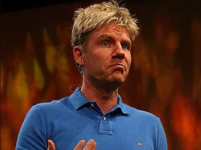 "Bjorn Lomborg is still thinking about ""evil economics"""