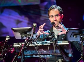 The 10 strangest sounds heard on the TED stage