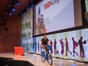 Act fast, start cheap, reimagine your city: Notes & quotes from TEDCity2.0 (afternoon)