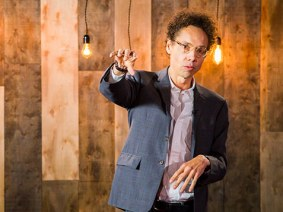 David, Goliath and the appeal of the underdog: A Q&A with Malcolm Gladwell on this often-misunderstood story