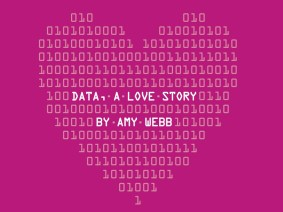 Wonderfully nerdy online dating success stories, inspired by Amy Webb's TED Talk on the algorithm of love