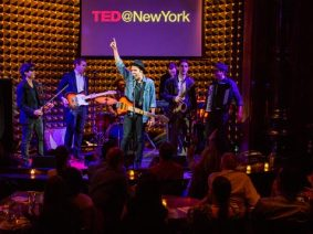 The quirky talks of TED@NYC