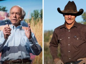 Let's unite as Team Humanity to revive degraded land: A conversation with TED Books author Allan Savory and rancher Gail Steiger