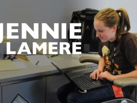 This girl hacker is beating all the boys: a Q&A with Jennie Lamere
