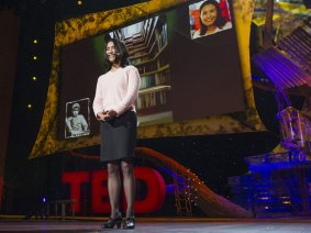 Lisa Bu gives the gift of TED