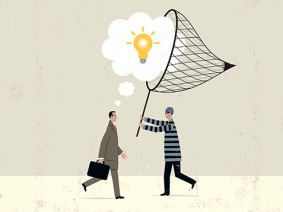 Seth Godin: Why I want you to steal my ideas