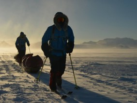 TED2014 newsmakers: Ben Saunders ends Antarctic trek, Jehane Noujaim releases documentary on Netflix