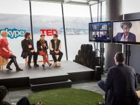 In the Skype Studio: Creative crowd-funding