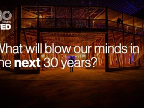 What will blow our minds in the *next* 30 years?