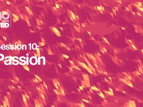 Passion: The speakers in session 10 of TED2014