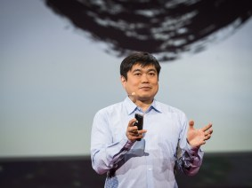 Instead of futurists, let's be now-ists: Joi Ito at TED2014