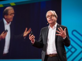 Back to tech's future: Nicholas Negroponte at TED2014