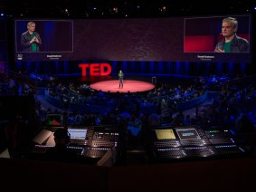 The hard problem of consciousness: David Chalmers at TED2014