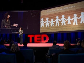 Three lessons for designing for the whole world: Margaret Gould Stewart at TED2014
