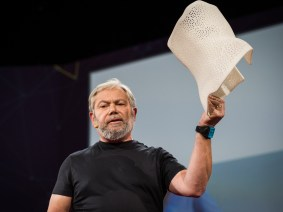 How 3D printing will turn us all (back) into makers: Avi Reichental at TED2014