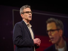 Why does the world exist? An epic poem by Jim Holt at TED2014
