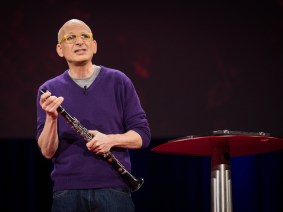 Everything I've learned I learned from clarinet practice: Seth Godin at TED2014