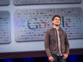 Using serious math to answer weird questions: Randall Munroe at TED2014