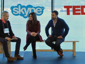 In the Skype Studio: How social media transforms ideas and movements