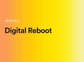 Digital Reboot: A sneak peek of session 2 at TEDGlobal 2014