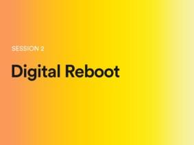 Digital Reboot: A sneak peek of session 2 at TEDGlobal 2014