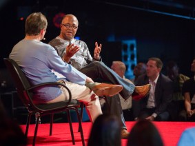 How do we stop the spread of Ebola? A Q&A at TEDGlobal 2014