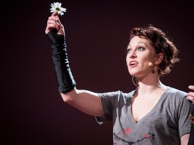 Amanda Palmer on expanding her TED Talk into a book and getting a lesson in vulnerability from Brené Brown