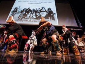Ideas chill in the Arctic Circle, as TEDx events highlight Aboriginal wisdom