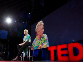 Life stories: A recap of the moving talks in Session 5 of TED2015